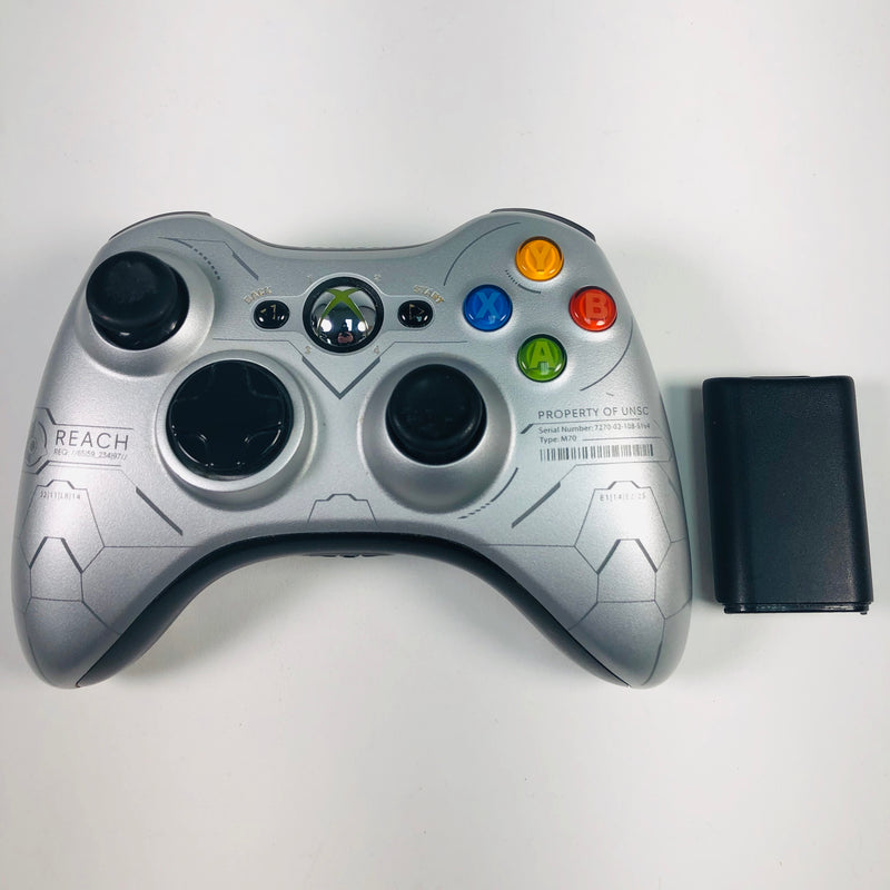Microsoft Xbox 360 Halo Reach Wireless Controller 1403