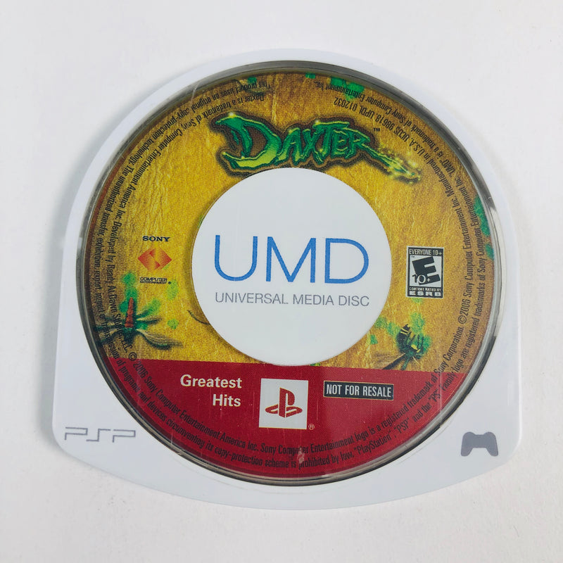 Daxter Greatest Hits PSP