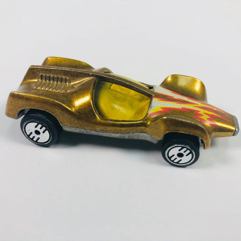 Hot Wheels Gold 1983 Speed Seeker Car Toy Vehicle