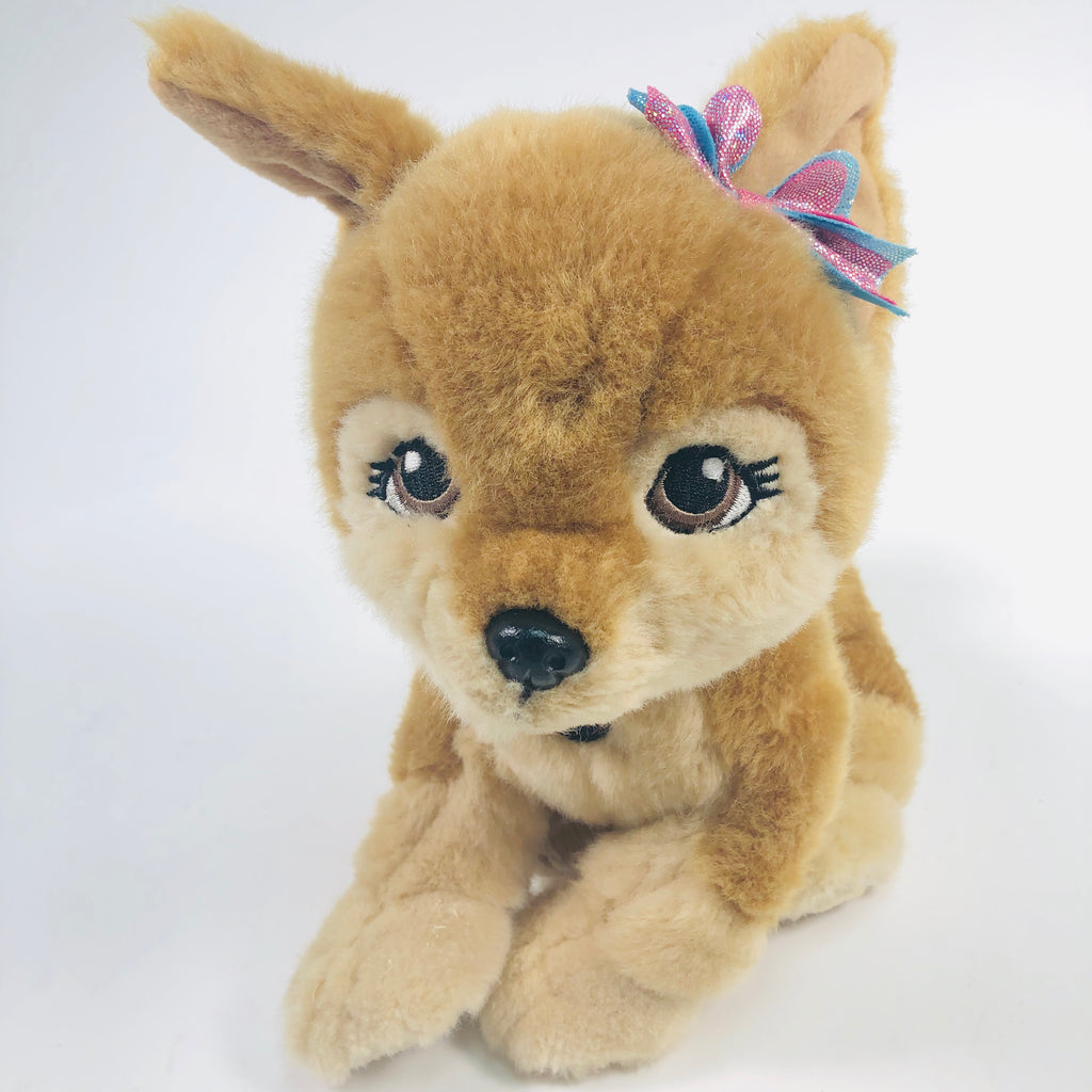 "Applause Barbie 2010 Lacey Chihuahua 10"" Plush Dog 68399"