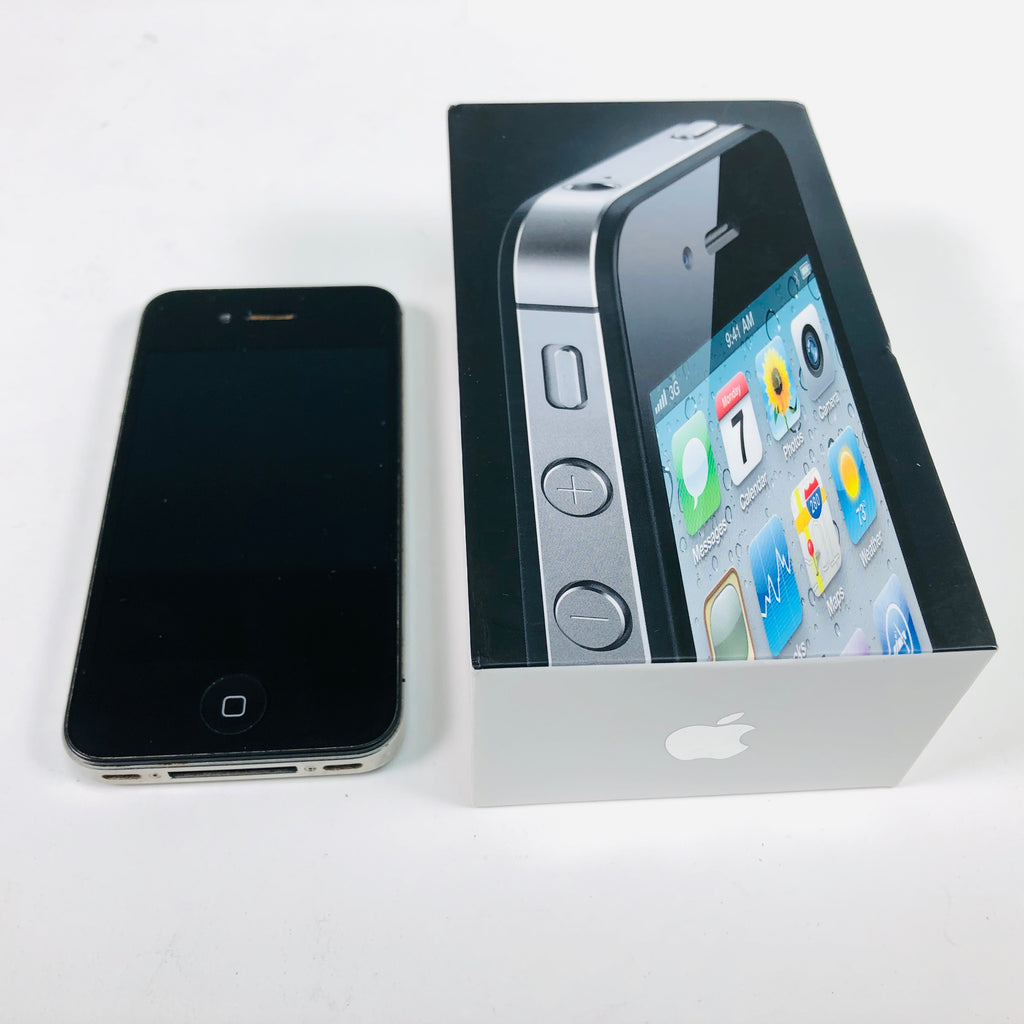 Apple iPhone 4 Black 16GB (Verizon) CLEAN