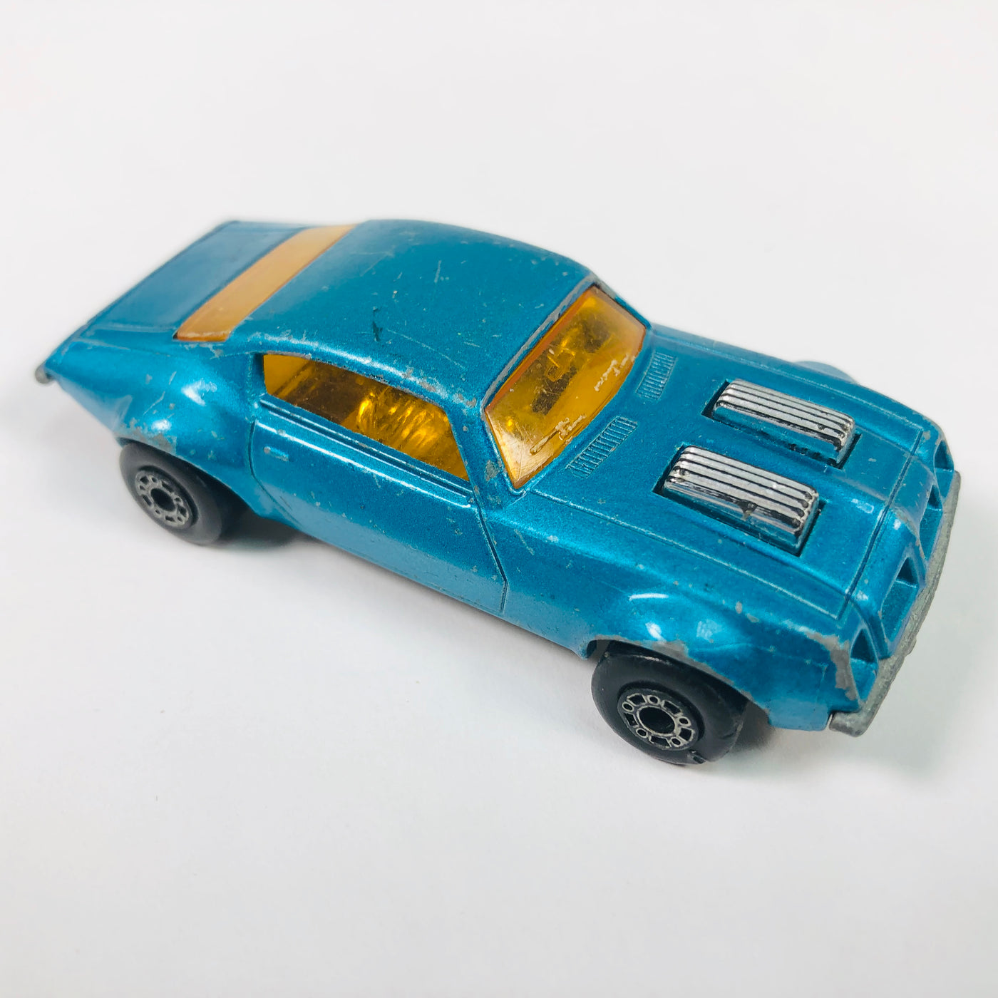 Matchbox 1975 Pontiac Firebird Superfast 4 M15sales Com
