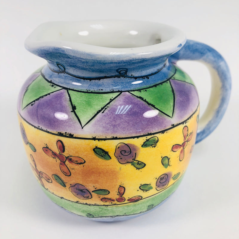 "Sango The Sweet Shoppe Sue Lipkin 4"" Creamer"