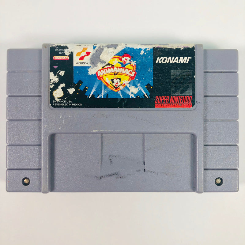 Animaniacs Super Nintendo Entertainment System SNES