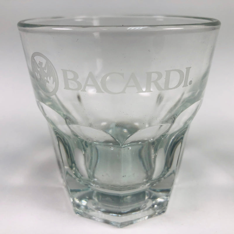 Bacardi Coctail Lowball On The Rocks Glass