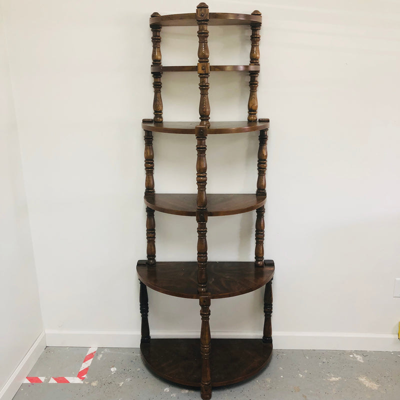 3 Tier Wood Display Stand