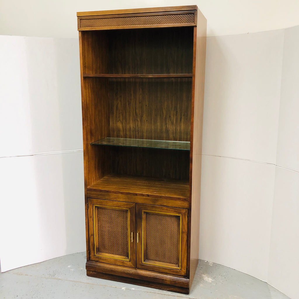 "76"" Display Shelf Understorage Cabinet"