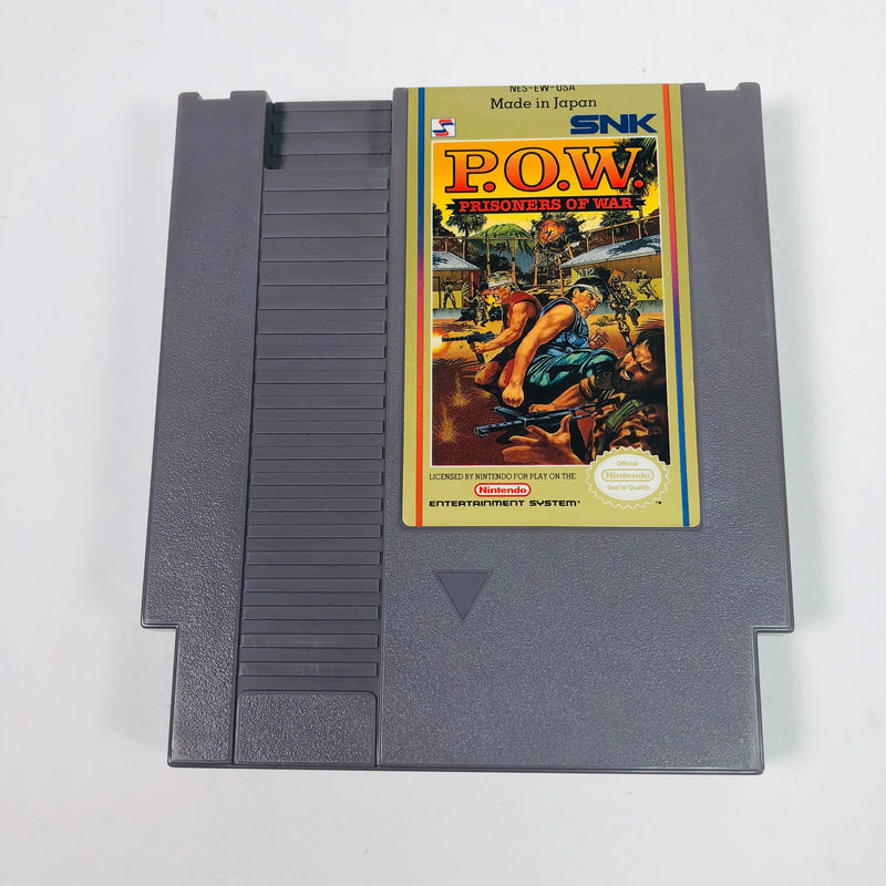 POW Prisoners Of War Nintendo NES