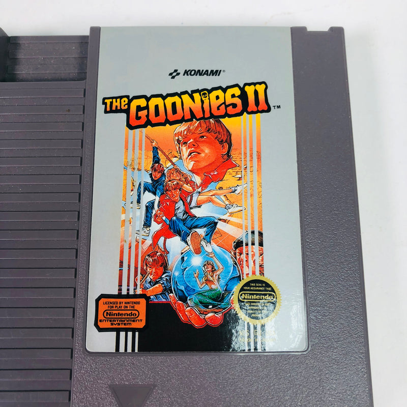 The Goonies II 2 Nintendo NES