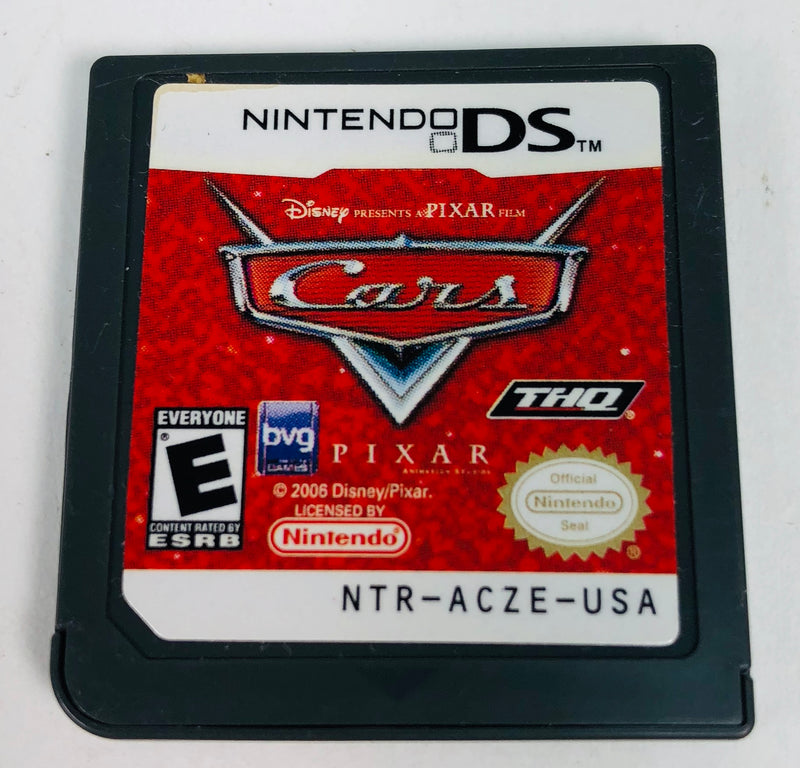 Disney Pixar Cars Nintendo DS
