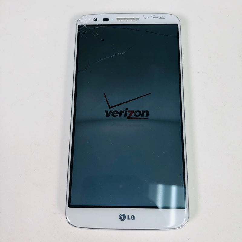 LG-VS980 G2 32 GB Android Verizon Wireless 4G LTE White Smartphone Clean ESN