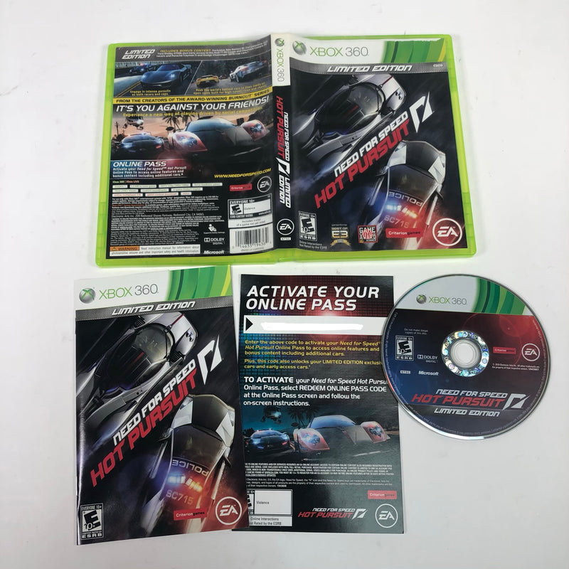 Need For Speed Hot Pursuit Microsoft Xbox 360