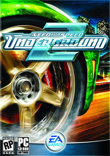 Need For Speed Underground 2 Greatest Hits Sony Playstation 2 PS2