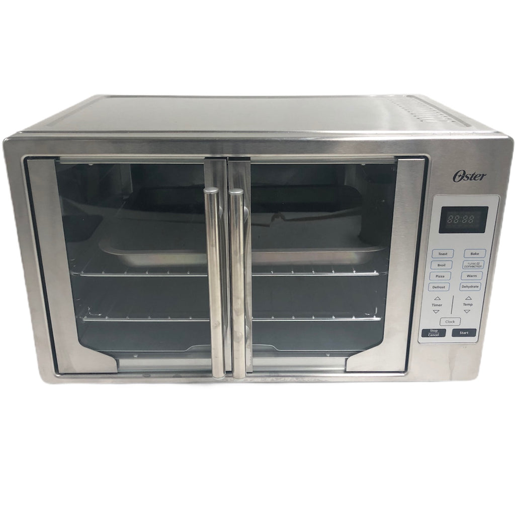 Oster French Door Countertop Oven TSSTTVFDDG