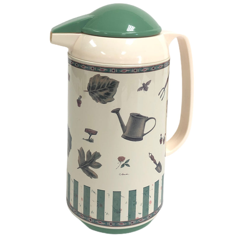 Pfaltzgraff Naturewood Garden Thermos Pitcher