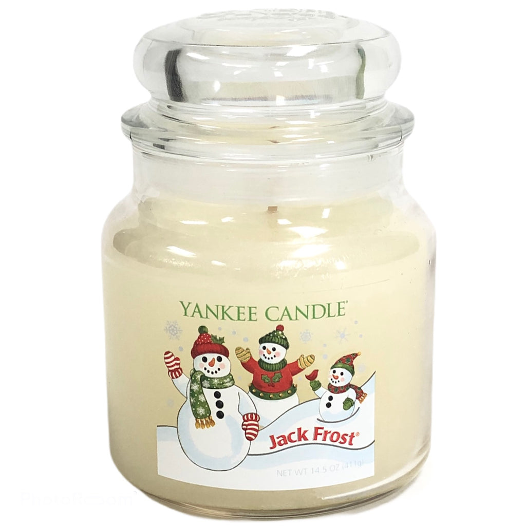 Yankee Candle Jack Frost White 14.5 Oz Candle 1062167