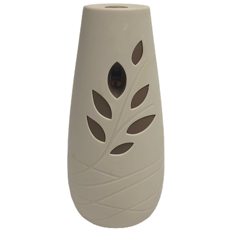 Glade Tan Brown Leaf Automatic Air Freshener Spray Dispenser