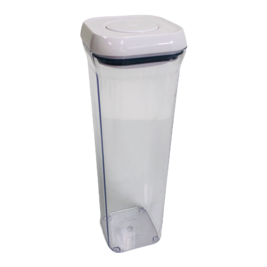 OXO Good Grips Button Pop Airtight Seal Lid 2.1 Qt. / 2.1 L Storage Container