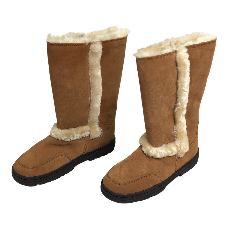 UGG Australia Night Fall Sheepskin Wool Winter Snow Boots 5325