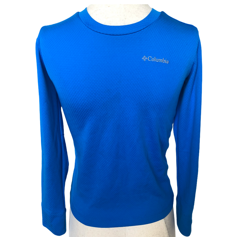 Columbia Youth Omni Wick Advanced Evaporation Long Sleeve Shirt