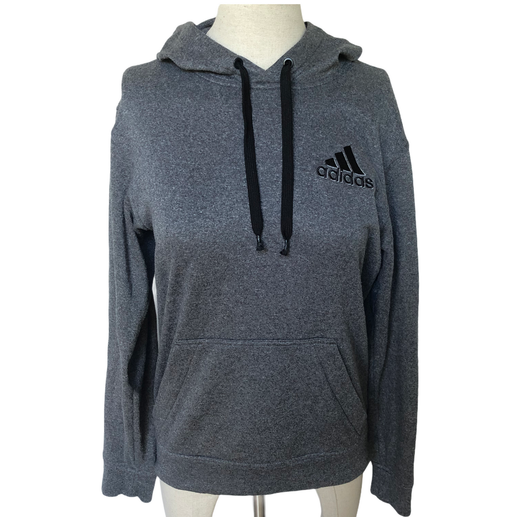 Adidas Womens The Go To Hoodie Clima Warm Sweatshirt