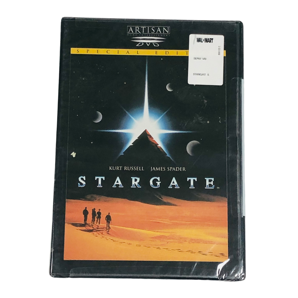 Stargate Special Edition 1999 DVD