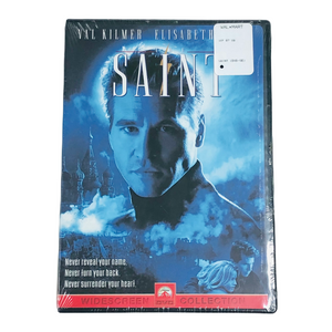 The Saint Widescreen Collection 1998 DVD