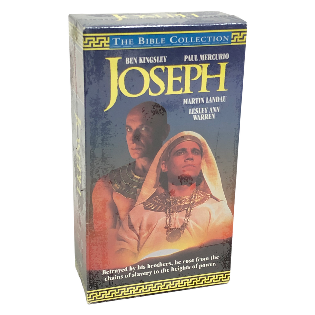Joseph The Bible Collection 2 VHS Tape Set