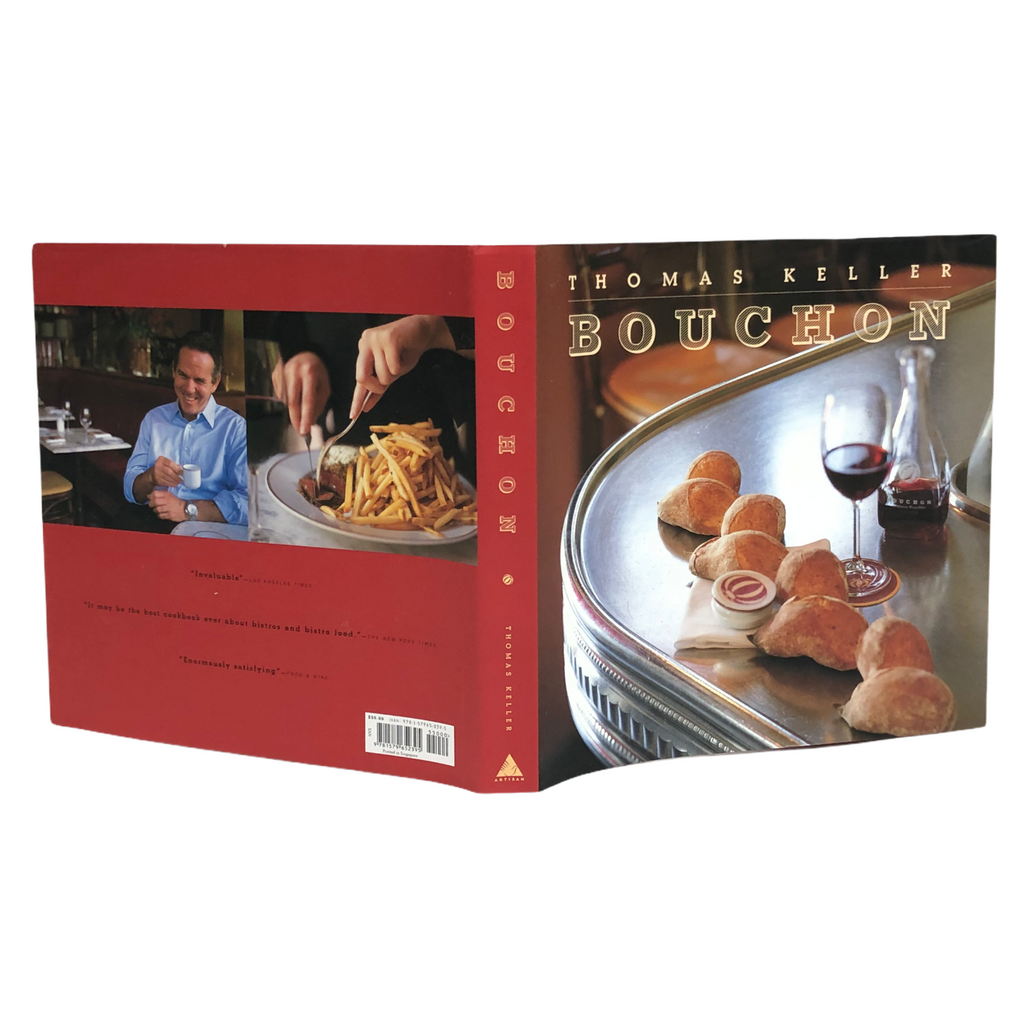 Bouchon The Thomas Keller Library Hardcover Book