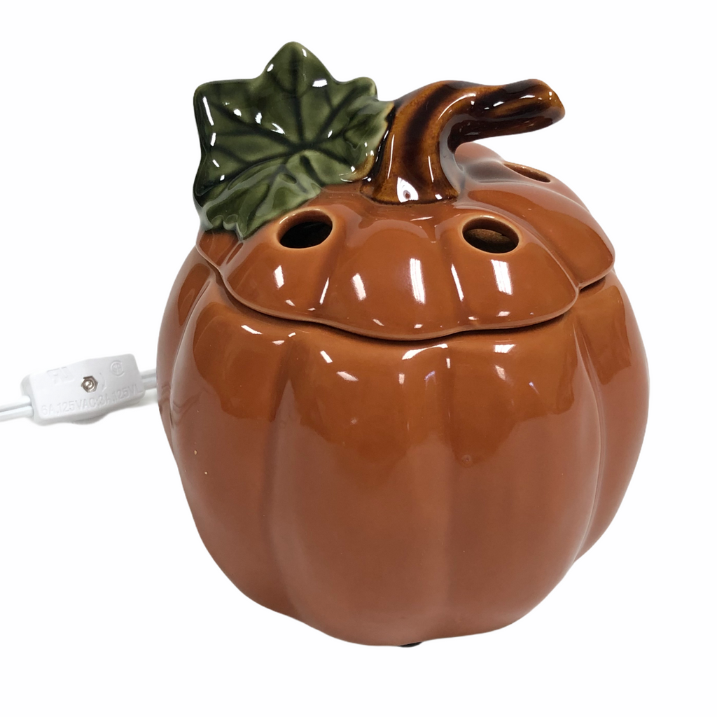 Yankee Candle Porcelain Electric Pumpkin Wax Warmer