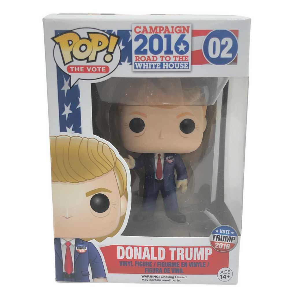 Donald Trump The Vote 2016 Funko Pop 02 Figure