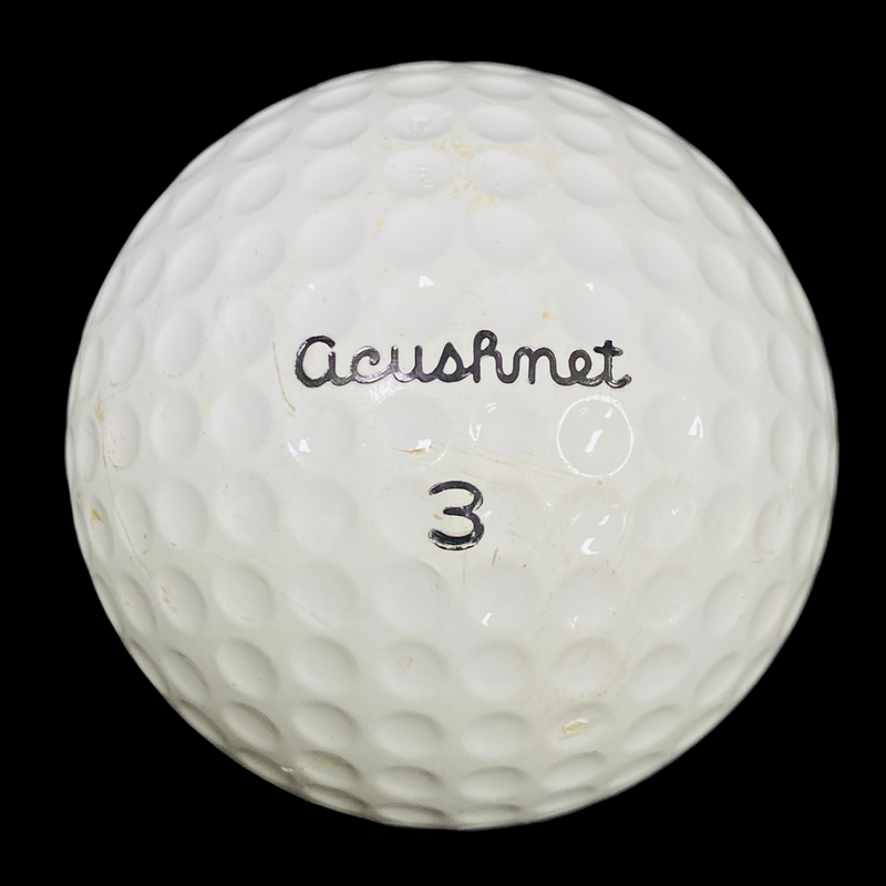 Acushnet Titleist Club Special #3 Vintage Golf Ball