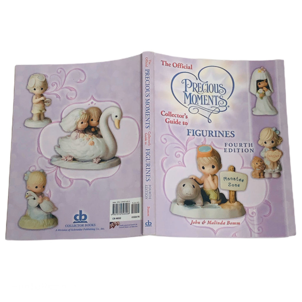 Precious Moments the Official Collectors Guide to Figurines Fourth Edition Book