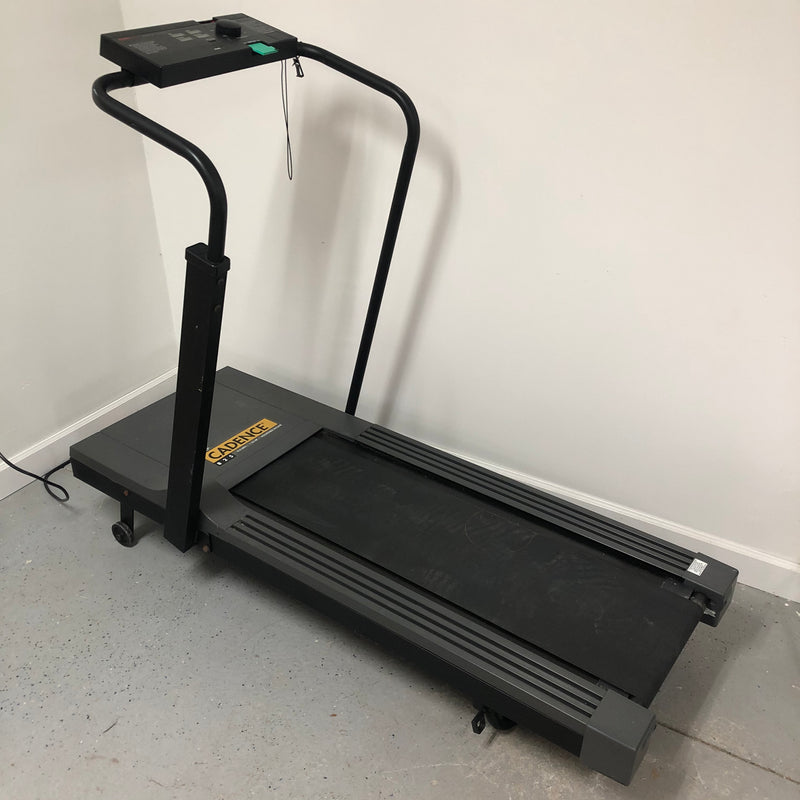 Weslo Cadence 825 Adjustable Incline 0-6 MPH Treadmill