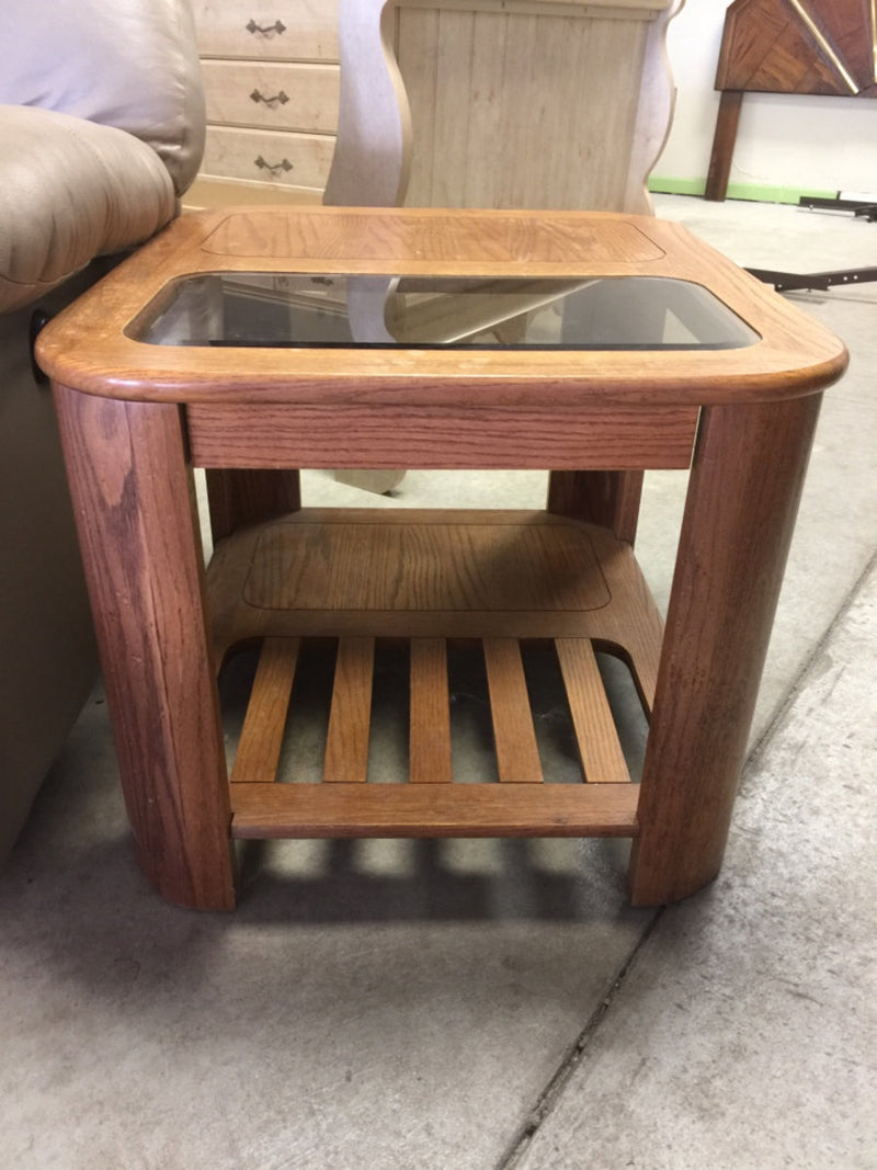 Wooden End/Side Table