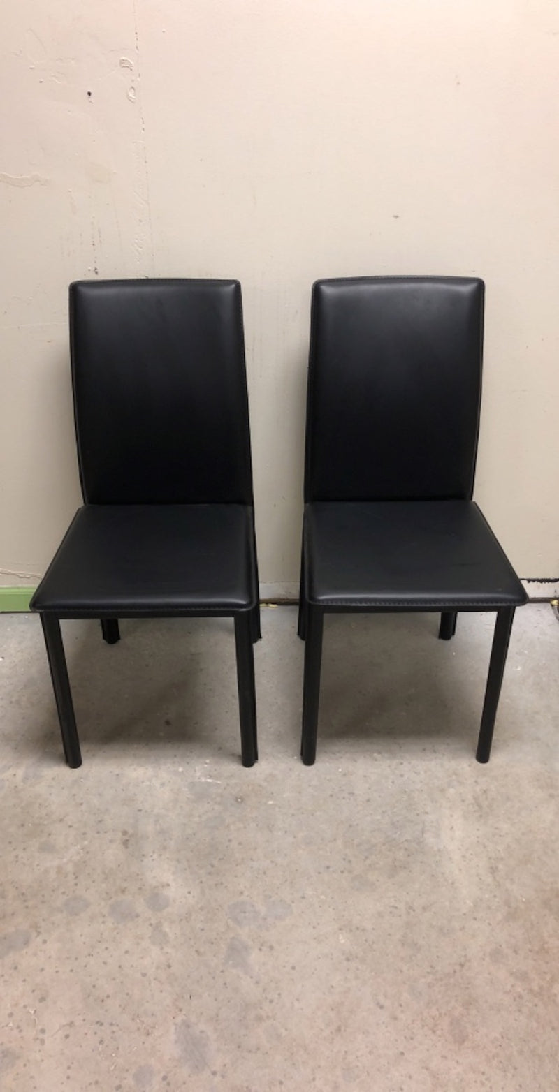 Black Dining Room Chairs