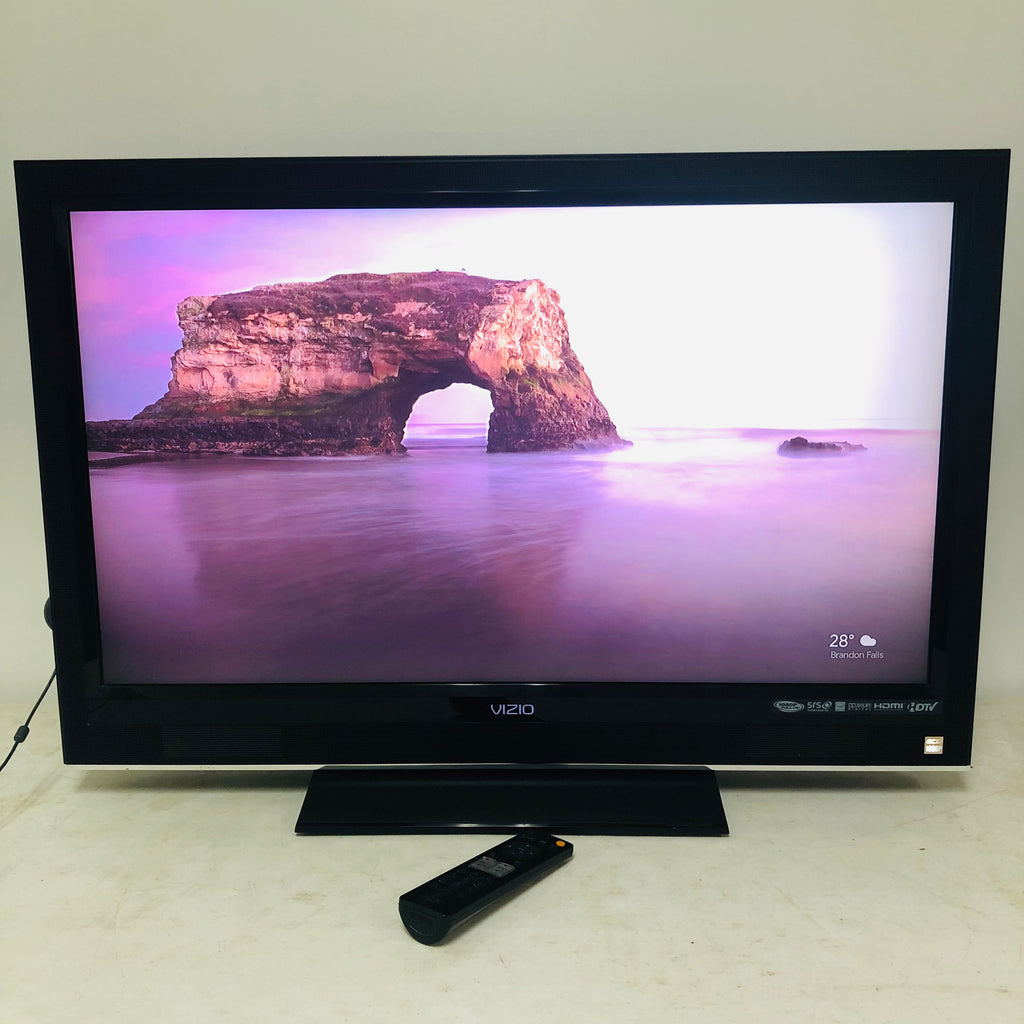 "Vizio 37"" Flat Screen 1080P HD LCD TV VO370M"