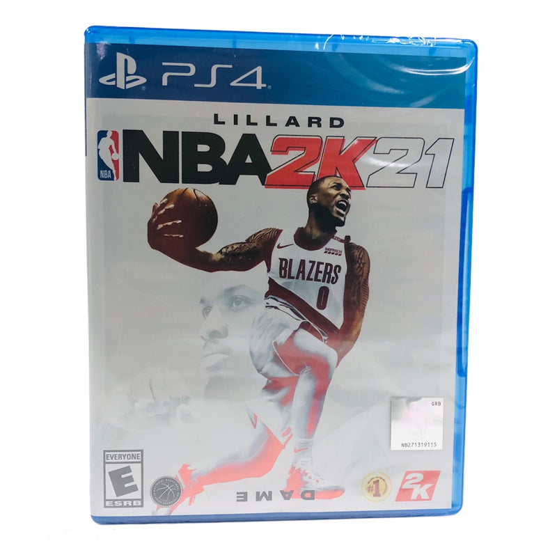 NBA 2k21 Sony Playstation 4 PS4