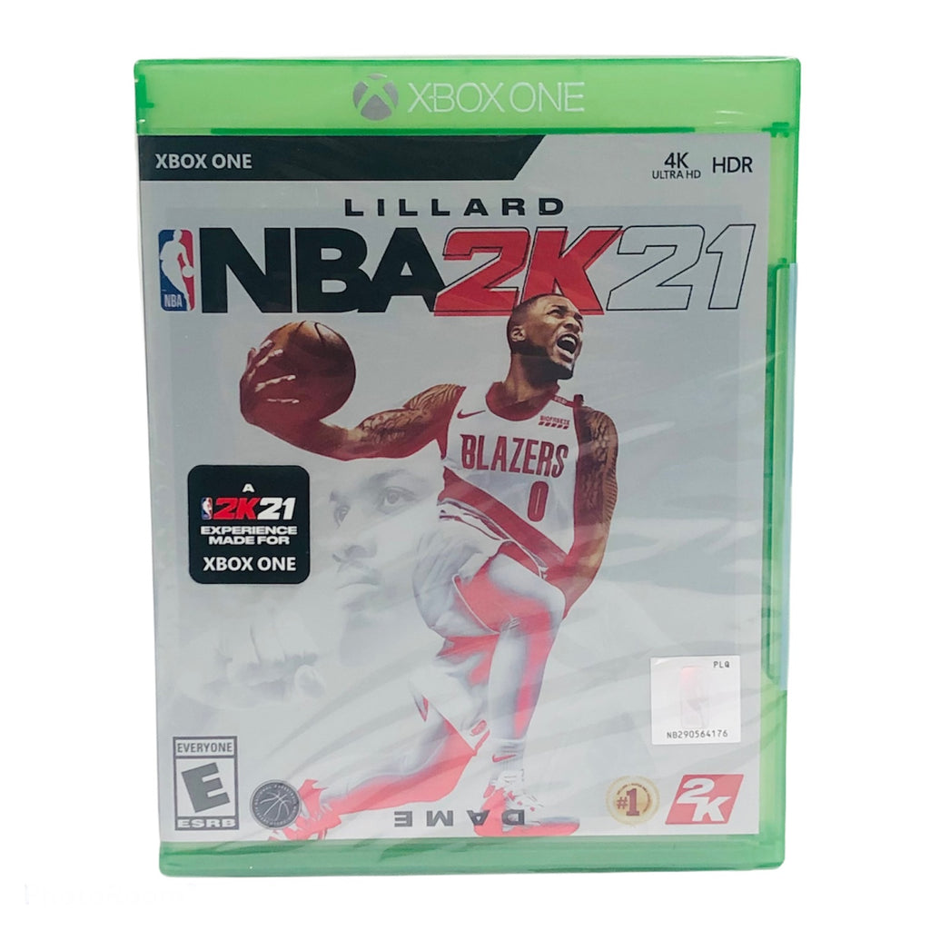 NBA 2k21 Microsoft Xbox One