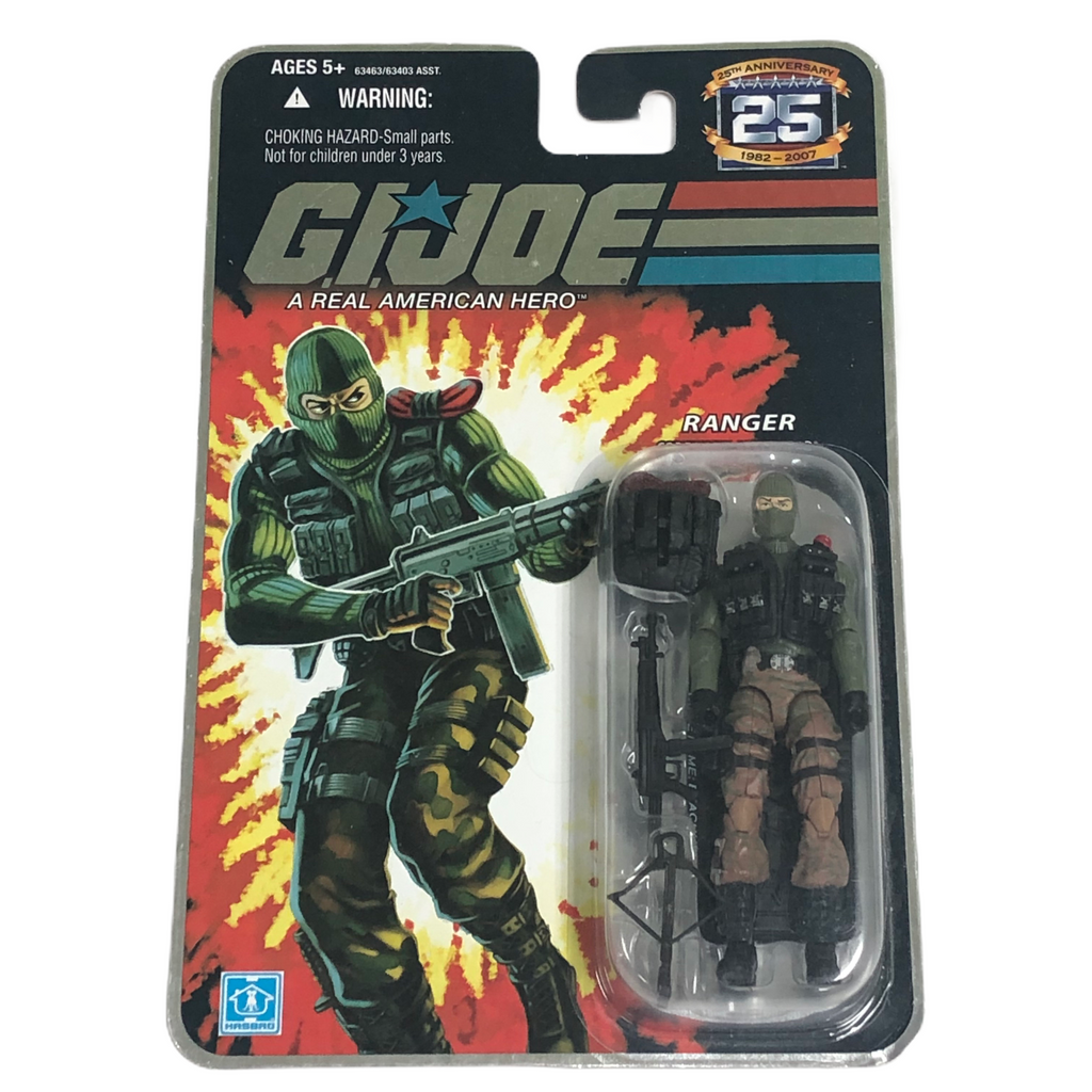 G.I. Joe Hasbro Ranger Beachhead Action Figure