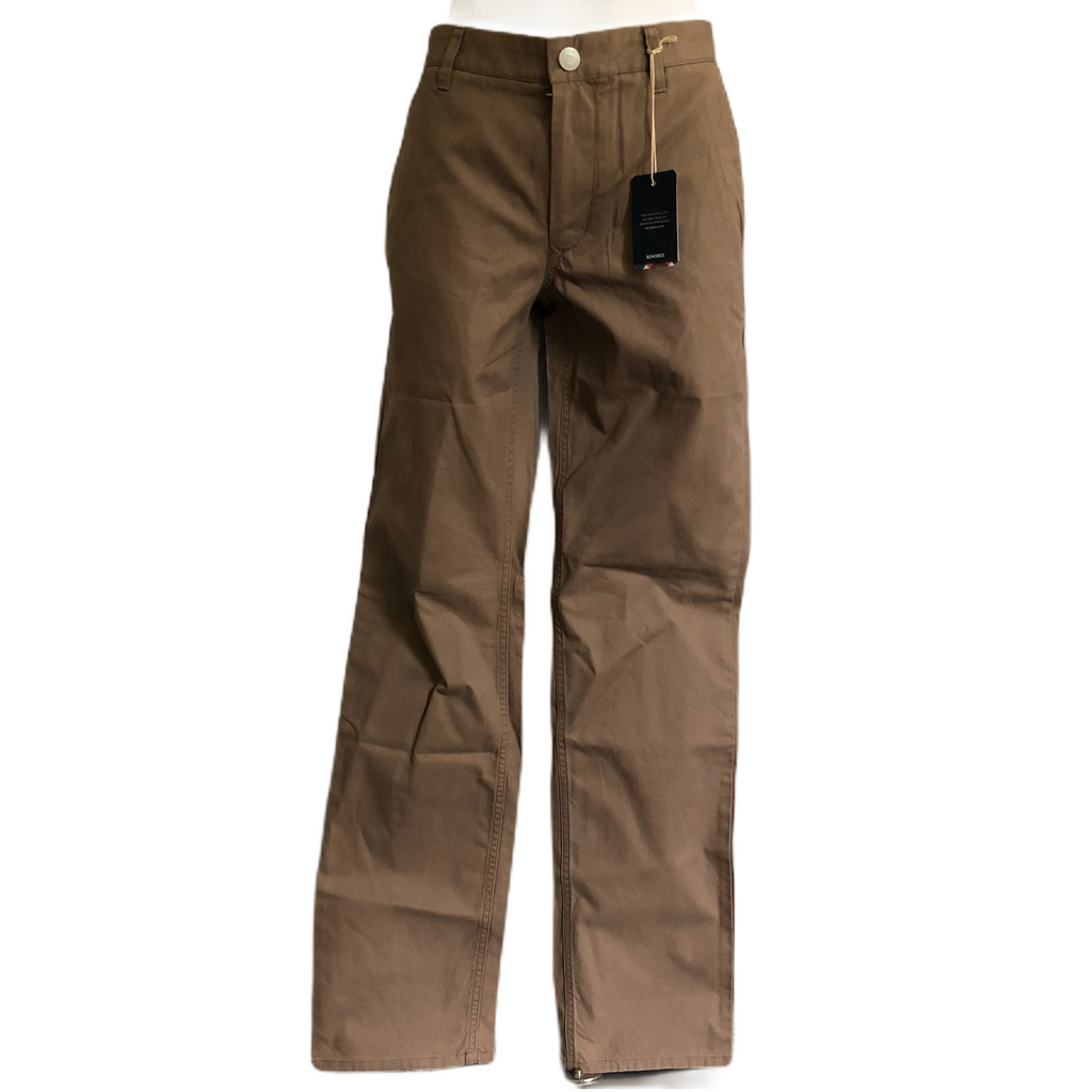 Bonobos Mens Washed Chino Slim Straight Pants