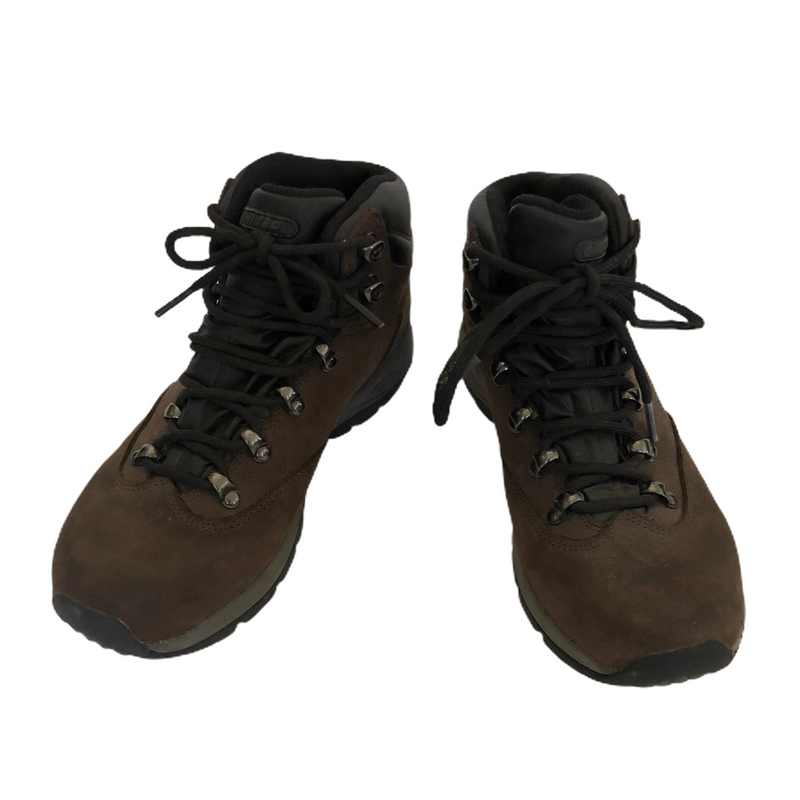 Hi Tec Womens Brown Hiking Boots