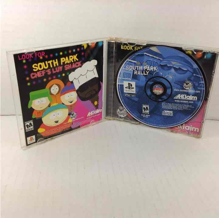 South Park Rally Sony Playstation 1 PS1