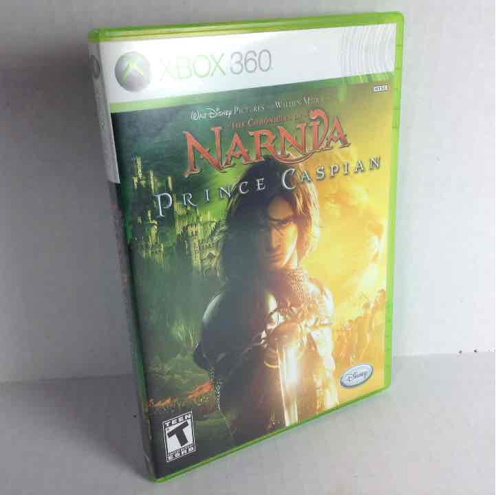 Microsoft Xbox 360 The Chronicles of Narnia: Prince Caspian Disney Game