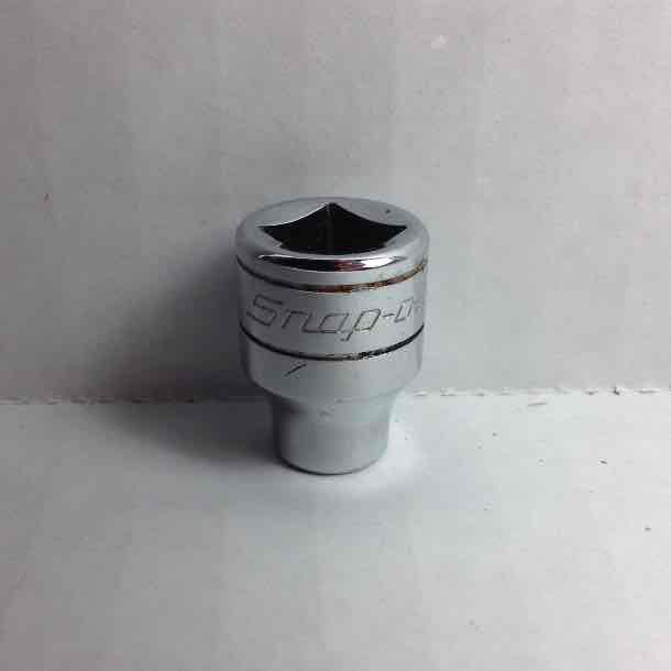 "Snap-On FS101 3/8"" Drive SAE 5/16"" Shallow Socket USA Tool"