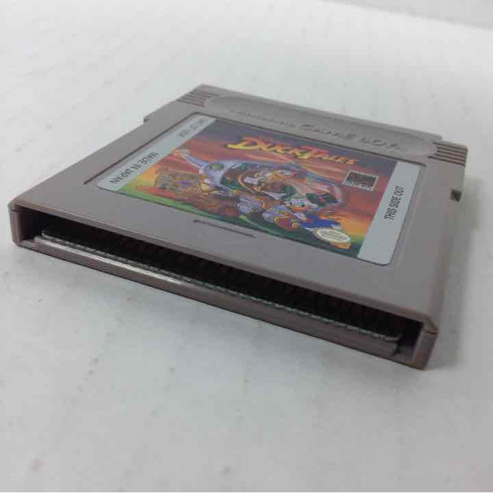 Disney's DuckTales GameBoy Game Boy Capcom Game