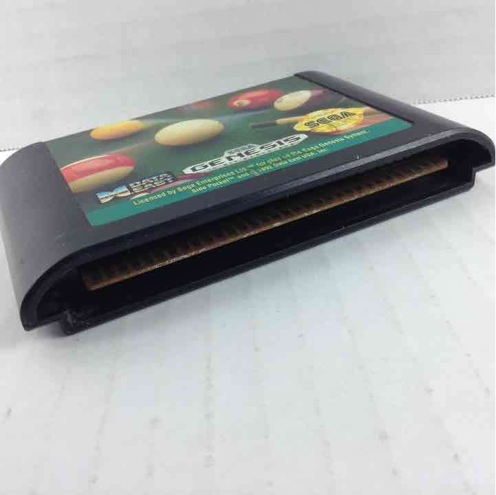 Side Pocket Sega Genesis