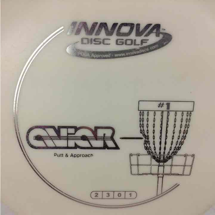 Innova Aviar Putt & Approach 2301 Disc Golf White Silver 169g