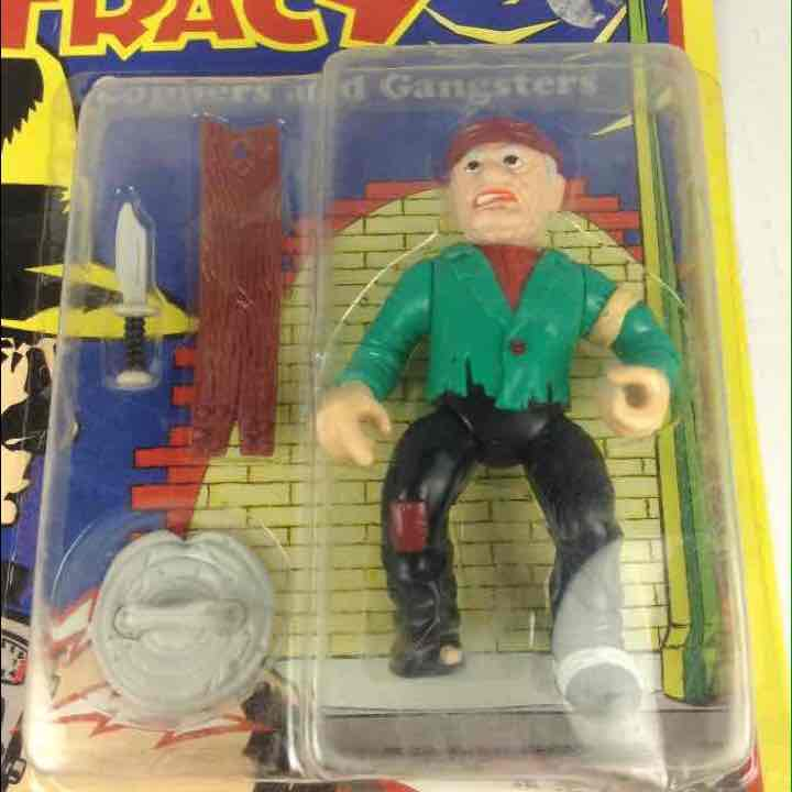New Dick Tracy Coppers and Gangsters The Tramp Disney Playmates 1990 Action Figure