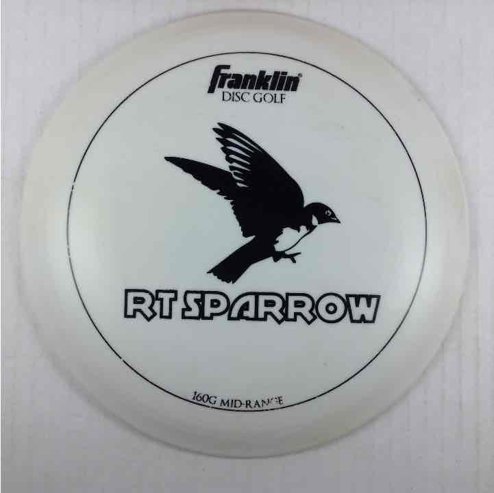2 Franklin RT Flying Discs Frisbees Golf Putter Mid-Range